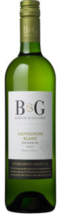 Barton & Guestier Sauvignon Blanc 750ml - Case of 12